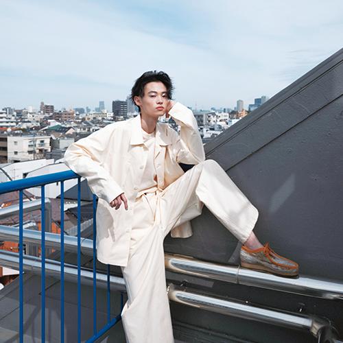 窪塚愛流 SPECIAL INTERVIEW 02