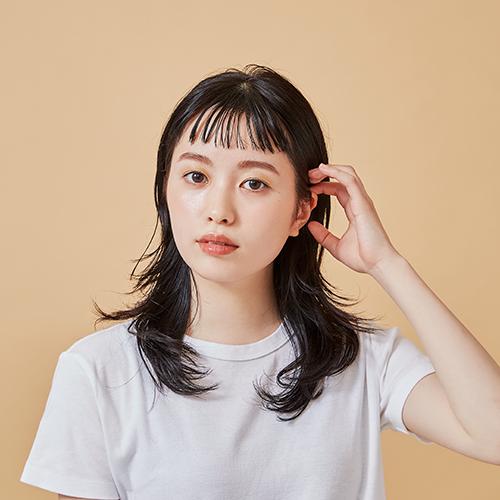 """夏のヘアスタイル キーワードは """"抜け"""" と """"透明感"""""""