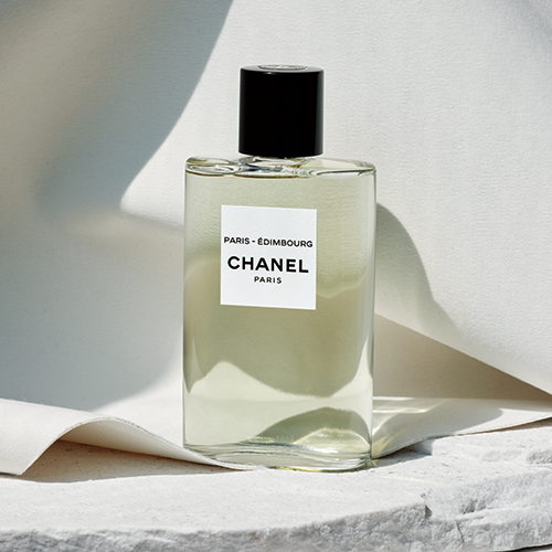CHANELの香りを携えて 想像の旅に出る